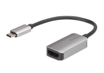 Aten USB-C to HDMI 4K 60 Hz Adapter - aluminium housing Main Product Image