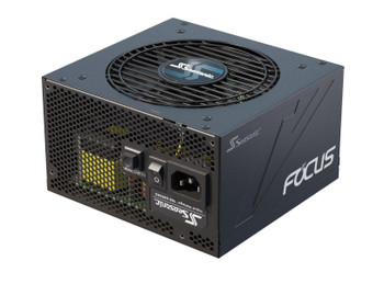 Seasonic 550W Focus PX-550 Platinum PSU (SSR-550PX) (OneSeasonic) Main Product Image