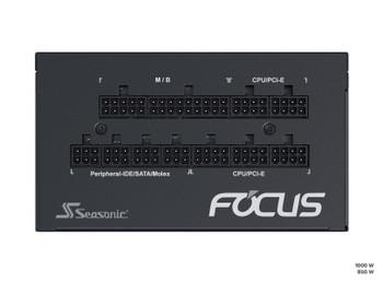 Seasonic 850W Focus GX-850 Gold PSU (SSR-850FX) (OneSeasonic) Product Image 2