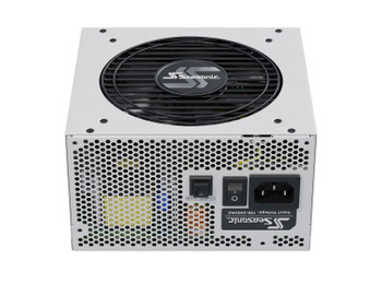 Seasonic Focus GX (ONESeasonic) White Edition GX-850 (SSR-850FX White)  850W 80 Plus Gold PSU Main Product Image