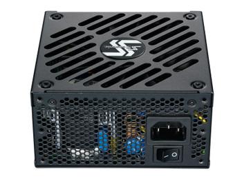 Seasonic Focus SGX 80 Plus Gold 500W SSR-500SGX 125mm x 125mm x63.5 mm Main Product Image