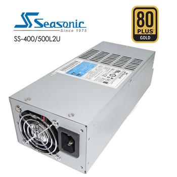 Seasonic SS-500L 2U Active PFC  Main Product Image