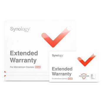 Product image for Synology EW202 3 to 5 Years Warranty Extension AusPCMarket
