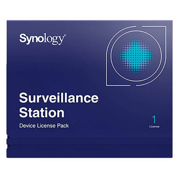 Product image for Synology Surveillance Station 1 Camera Device License Pack AusPCMarket