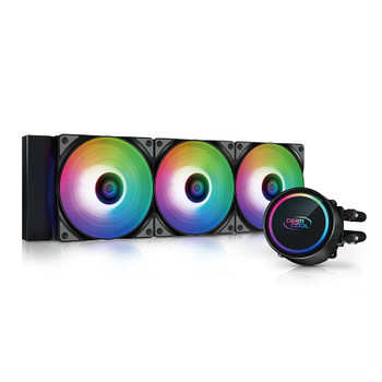 Deepcool GAMMAXX L360 A-RGB CPU Liquid Cooler Main Product Image
