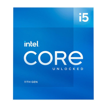 Intel Core i5 11600K 6-Core LGA 1200 3.9GHz Unlocked CPU Product Image 2