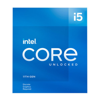 Intel Core i5 11600KF 6-Core LGA 1200 3.9GHz Unlocked CPU Product Image 2