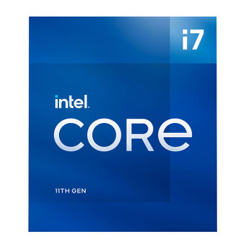 Intel Core i7 11700 8-Core LGA 1200 2.5GHz CPU Processor Product Image 2