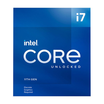 Intel Core i7 11700KF 8-Core LGA 1200 3.6GHz Unlocked CPU Processor Product Image 2