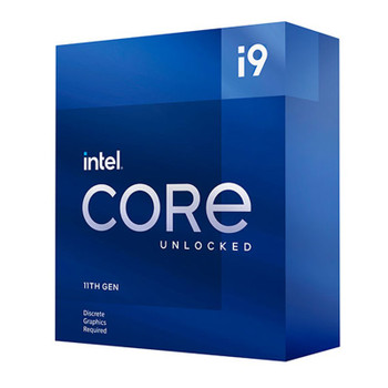 Intel Core i9 11900KF 8-Core LGA 1200 3.5GHz Unlocked CPU Processor Main Product Image