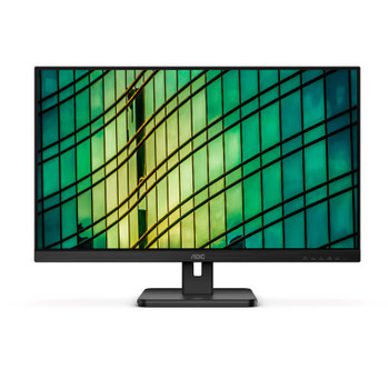 AOC 27E2QAE 27in 75Hz FHD Flicker-Free IPS Monitor Main Product Image