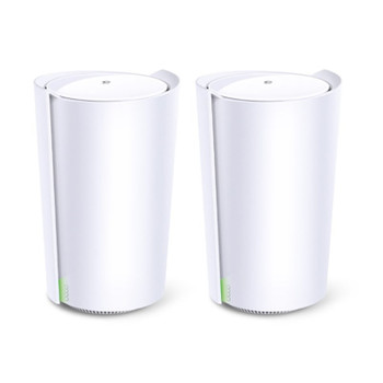 TP-Link Deco X90 AX6600 Whole Home Mesh Tri-Band WiFi 6 System - 2 Pack Main Product Image