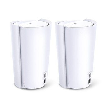 TP-Link Deco X90 AX6600 Whole Home Mesh Tri-Band WiFi 6 System - 2 Pack Product Image 2
