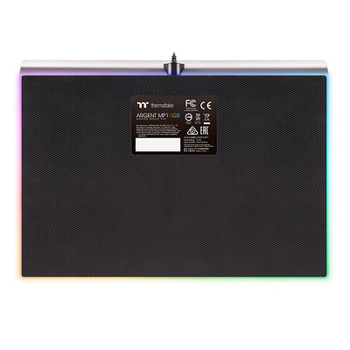 Thermaltake ARGENT MP1 RGB Gaming Mousepad Product Image 2