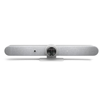 Logitech Rally Bar PTZ 4K Internet Camera for Video Conferencing - White Main Product Image