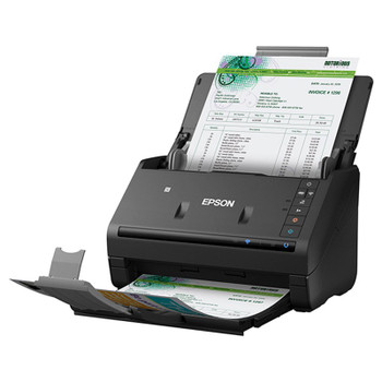 Epson Workforce ES-500WR Document Scanner Main Product Image