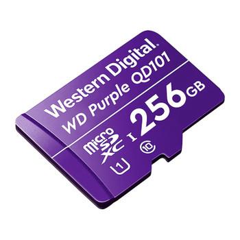 Western Digital WD Purple 256GB microSDXC Class 10 U1 Memory Card Product Image 2