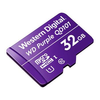 Western Digital WD Purple 32GB microSDHC Class 10 U1 Memory Card Product Image 2