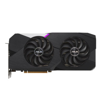 Asus Radeon RX 6700 XT Dual 12GB Video Card Product Image 2