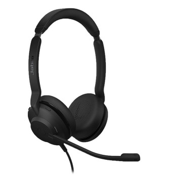 JabraEvolve230USB-A MS Stereo Headset Main Product Image