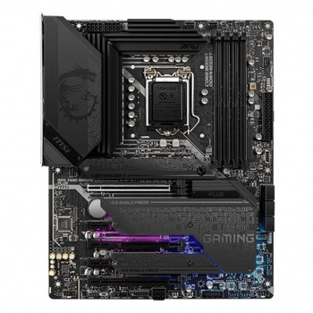 MSI MPG Z590 GAMING PLUS Intel LGA 1200 ATX Motherboard Product Image 2