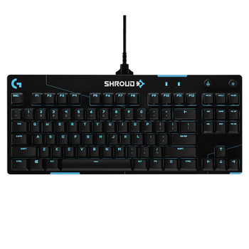 Logitech G PRO X TKL Modular Mechanical Gaming Keyboard - Shroud Edition Main Product Image