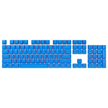 Corsair PBT DOUBLE-SHOT PRO Keycap Mod Kit - Elgato Blue Main Product Image