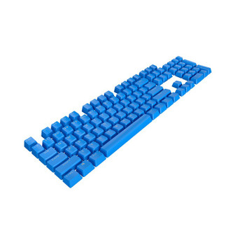 Corsair PBT DOUBLE-SHOT PRO Keycap Mod Kit - Elgato Blue Product Image 2