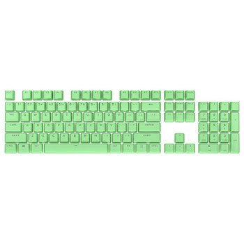 Corsair PBT DOUBLE-SHOT PRO Keycap Mod Kit - Mint Green Main Product Image