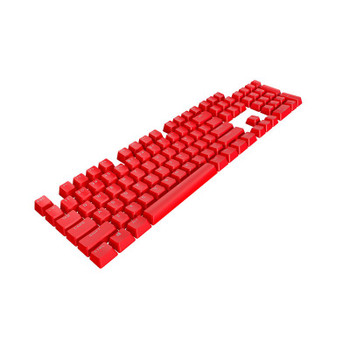 Corsair PBT DOUBLE-SHOT PRO Keycap Mod Kit - Origin Red Product Image 2