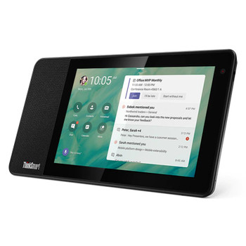 Lenovo ThinkSmart View 8in HD Multi-Touch Smart Display for Microsoft Teams Product Image 2