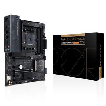 Asus ProArt B550-CREATOR AM4 ATX Motherboard Main Product Image