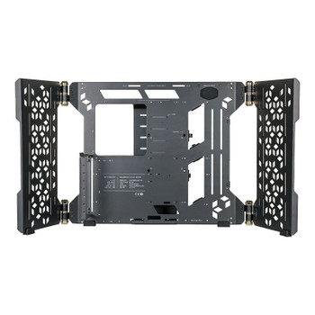 Cooler Master MasterFrame 700 Open Frame Tempered Glass Full Tower XL-ATX Case Main Product Image
