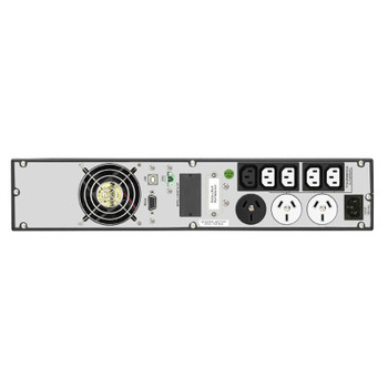 PowerShield Centurion RT LiFePO4 1000VA Online Double Conversion Rack/Tower UPS Product Image 2