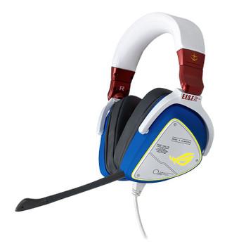 Asus ROG Delta GUNDAM Edition RGB Virtual 7.1 USB Gaming Headset Main Product Image