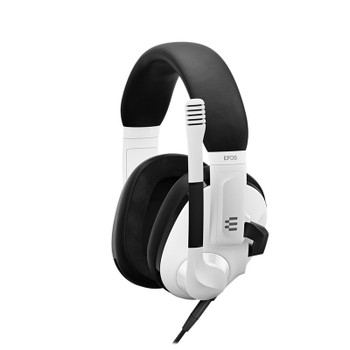 EPOS Gaming H3 Closed Back Gaming Headset - Ghost White Product Image 2
