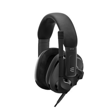 EPOS Gaming H3 Closed Back Gaming Headset - Onyx Black Product Image 2