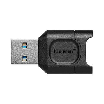 Kingston MobilePlus USB 3.1 microSDHC/SDXC UHS-II Card Reader Product Image 2