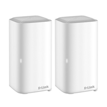 D-Link COVR-X1872 AX1800 Dual Band Seamless Mesh Wi-Fi 6 System - 2 Pack Main Product Image