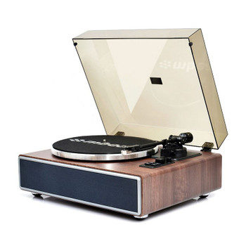 Mbeat MB-PT-38 Hi-Fi Bluetooth Turntable with Speakers Main Product Image