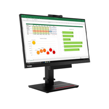 Lenovo ThinkCentre 23.8in Tiny-In-One FHD IPS Monitor Product Image 2
