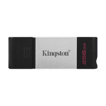 Kingston 256GB DataTraveler 80 USB Type-C High Speed Flash Drive Main Product Image