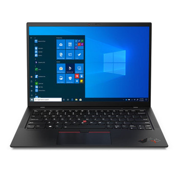 Lenovo ThinkPad X1 Carbon Gen 9 14in Laptop i7-1165G7 16GB 512GB W10P 4G Touch Main Product Image