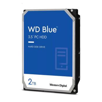 Western Digital WD WD20EZBX 2TB Blue 3.5in 7200RPM 256MB Cache SATA3 Hard Drive Main Product Image