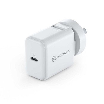 Alogic USB-C 18W PD Wall Charger and USB-C to Lightning Cable Combo Pack Product Image 2