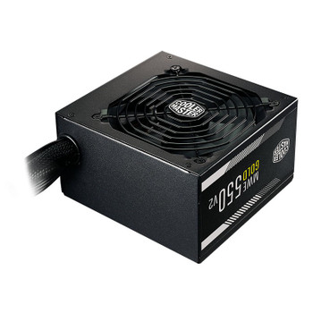 Cooler Master MWE Gold V2 550W 80+ Gold Non-Modular Power Supply Main Product Image