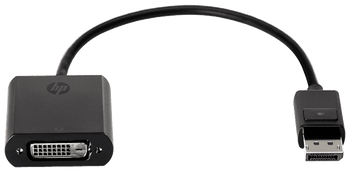 Product image for HP Displayport To DVI Adapter