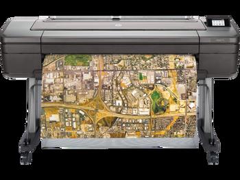 Product image for HP DesignJet Z6 Dr 44 Inch Postscript Printer With V-Trimmer