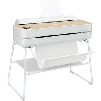 Product image for HP DesignJet Studio 24 Inch Printer - Wood