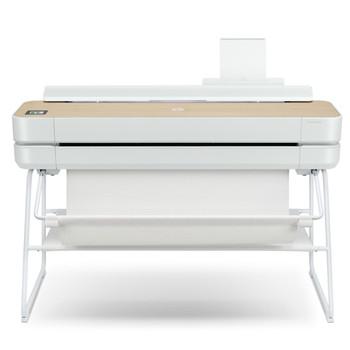 Product image for HP DesignJet Studio 36 Inch Printer - Wood